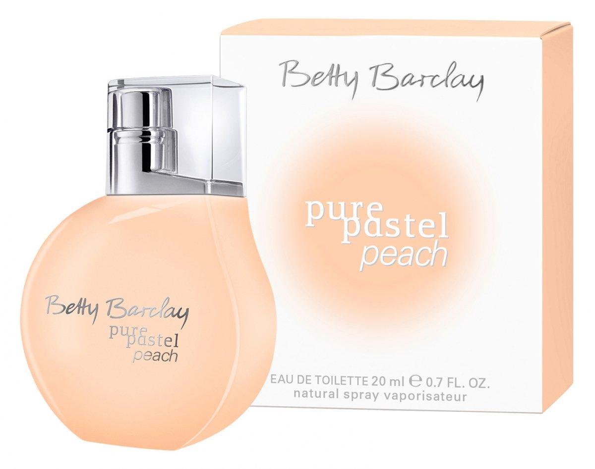 pure pastel peach betty barclay perfume a novo fragr ncia feminino 2018. Black Bedroom Furniture Sets. Home Design Ideas