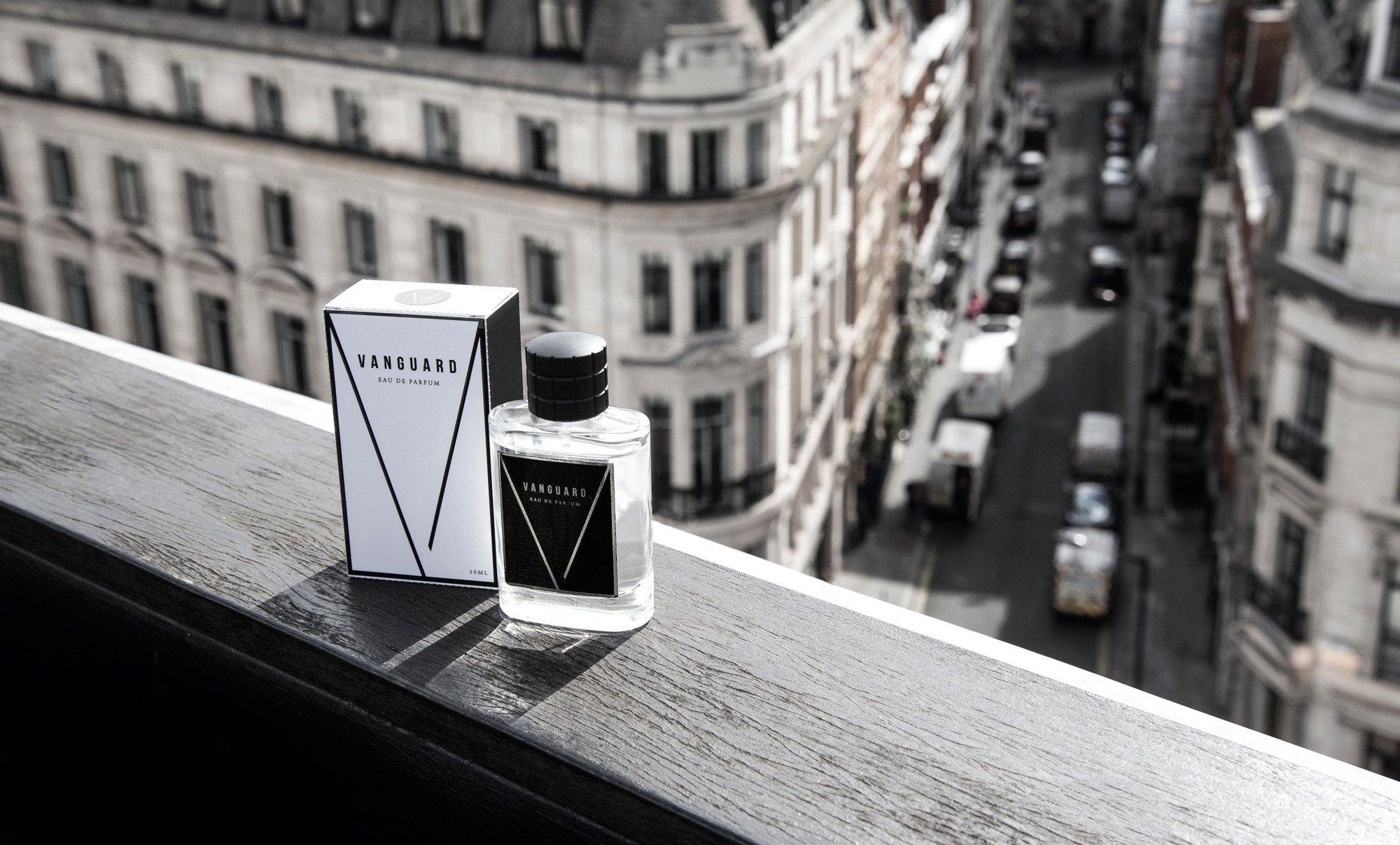 Vanguard Eau De Parfum Mr Vanguard cologne - a new fragrance for men ...