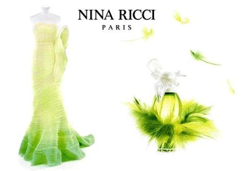 L air du temps couture edition nina ricci perfume a for L or du temps meuble