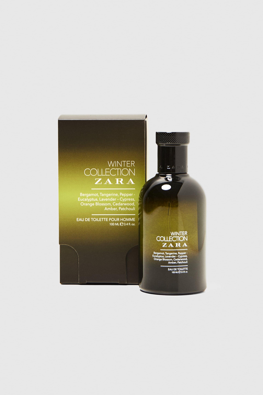 winter collection zara cologne un nouveau parfum pour homme 2018. Black Bedroom Furniture Sets. Home Design Ideas