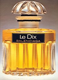 Accord For Sale >> Le Dix Perfume Balenciaga perfume - a fragrance for women 1947