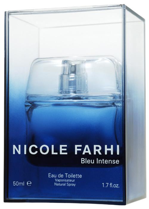 bleu intense nicole farhi cologne un parfum pour homme 2007. Black Bedroom Furniture Sets. Home Design Ideas