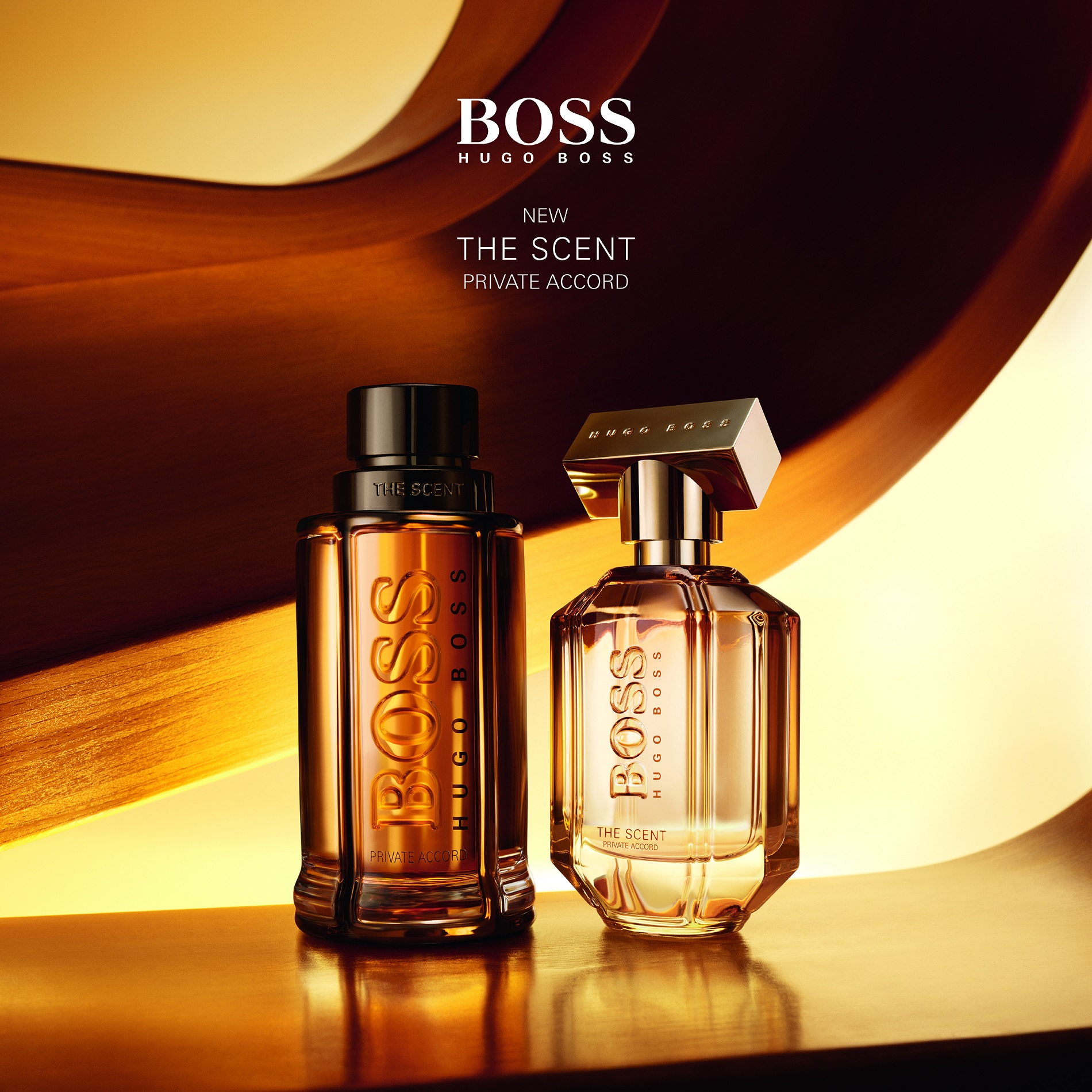 boss the scent private accord for her hugo boss perfume a new fragrance for women 2018