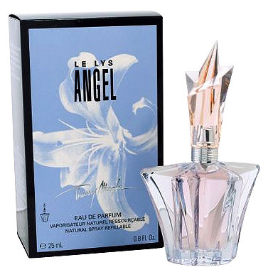 Angel garden of stars le lys mugler perfume a for Thierry mugler a travers le miroir