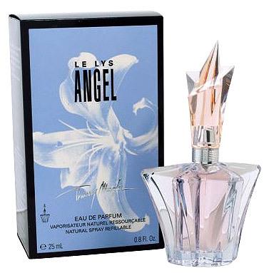 Angel garden of stars le lys mugler perfume a for Thierry mugler a travers le miroir