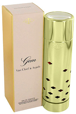 gem van cleef arpels perfume a fragrance for women 1987. Black Bedroom Furniture Sets. Home Design Ideas