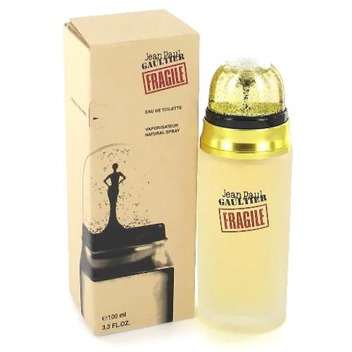 fragile eau de toilette jean paul gaultier perfume a. Black Bedroom Furniture Sets. Home Design Ideas