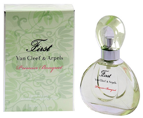 first premier bouquet van cleef arpels perfume a fragrance for women 2007. Black Bedroom Furniture Sets. Home Design Ideas