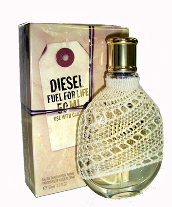 fuel for life femme diesel parfum een geur voor dames 2007. Black Bedroom Furniture Sets. Home Design Ideas