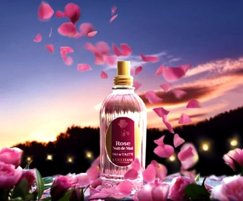Rose Nuit De Mai L Occitane En Provence Perfume A Fragrance For Women 2009