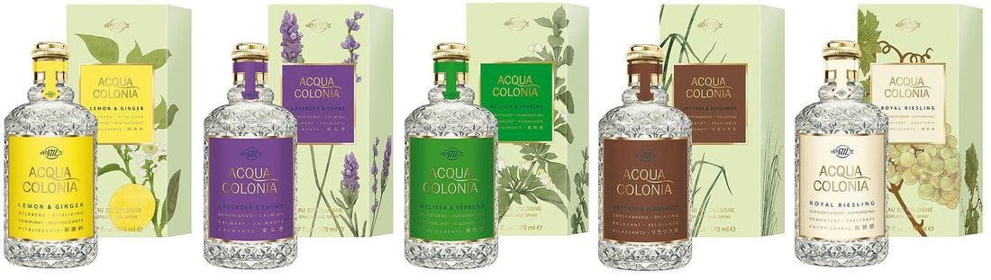 4711 Acqua Colonia Royal Riesling 4711 for women and men Pictures ...