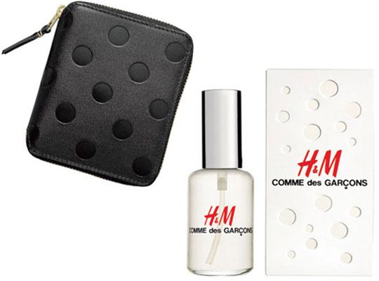 H&M Comme des Garcons perfume