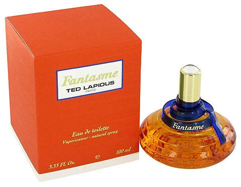 fantasme ted lapidus parfum un parfum pour femme 1992. Black Bedroom Furniture Sets. Home Design Ideas