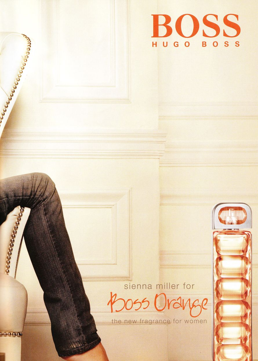 boss orange hugo boss perfume a fragrance for women 2009. Black Bedroom Furniture Sets. Home Design Ideas