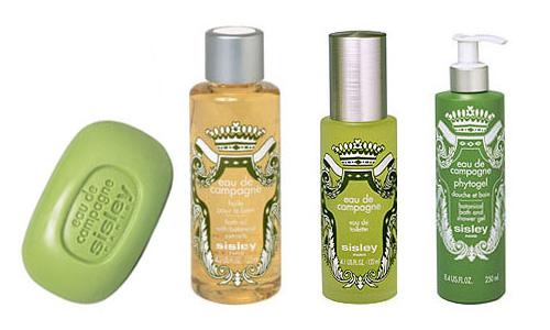 Eau de Campagne Sisley perfume - a fragrance for women and men 1974