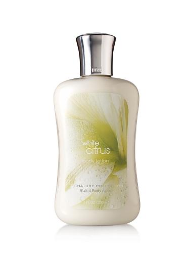 White Citrus Eau De Toilette Bath And Body Works Perfume