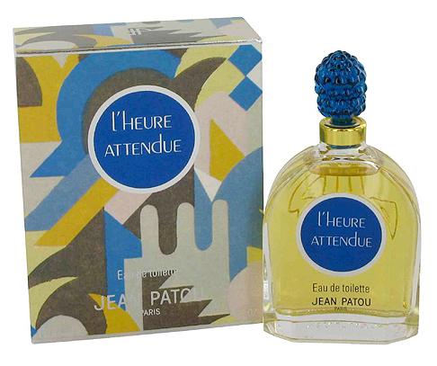 Jean Patou L'Heure Attendue perfume bottle