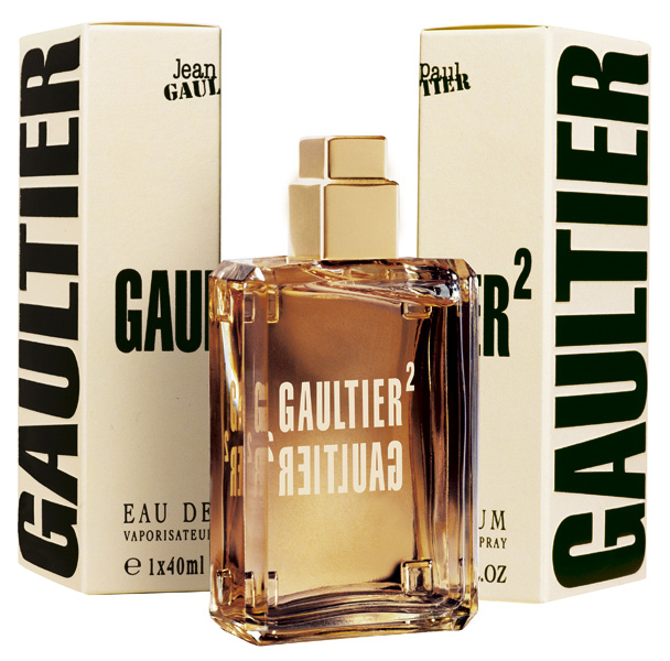 gaultier 2 jean paul gaultier parfum un parfum pour homme et femme 2005. Black Bedroom Furniture Sets. Home Design Ideas