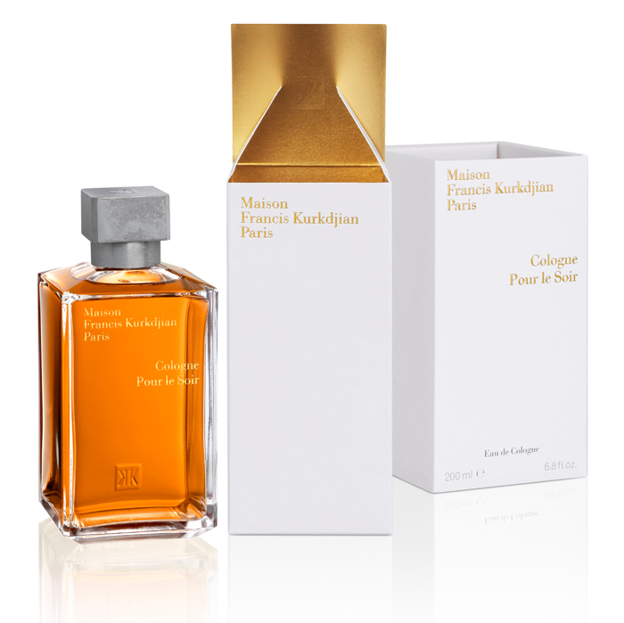 Cologne pour le soir maison francis kurkdjian perfume a for Absolue pour le soir maison francis kurkdjian