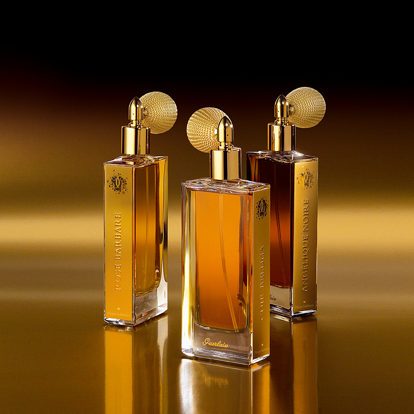 Rose Barbare Guerlain perfume - a fragrance for women and ...