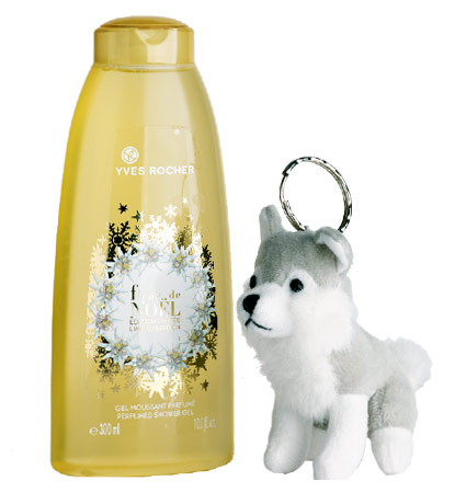 fleur de noel limited edition yves rocher perfume a fragrance for women 2009. Black Bedroom Furniture Sets. Home Design Ideas