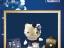 Hello Kitty Diamond Edition Sanrio de dama Imagini