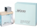 She Wood Crystal Creek Wood DSQUARED² de dama Imagini