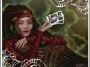 Mme. Moriarty Misfortune Teller Black Phoenix Alchemy Lab für Frauen Bilder