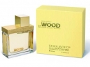 She Wood Golden Light Wood DSQUARED² für Frauen Bilder