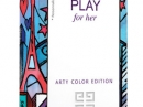 Play For Her Givenchy de dama Imagini