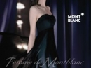 Femme de Montblanc Montblanc de dama Imagini