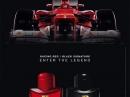 Scuderia Ferrari Racing Red Ferrari de barbati Imagini