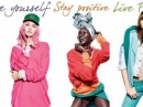United Dreams Stay Positive Benetton pour femme Images