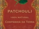 Patchouli Companhia da Terra unisex Imagini