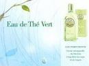 Eau de The Vert Roger & Gallet للرجال و النساء  الصور