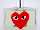 Comme des Garcons Play Comme des Garcons for women and men Pictures