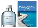 Light Blue Swimming in Lipari Dolce&Gabbana de barbati Imagini