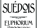 Suédois Euphorium Brooklyn для мужчин и женщин Картинки