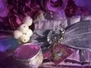 Songbird Velvet & Sweet Pea's Purrfumery für Frauen Bilder