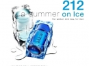 212 Men a Summer on Ice 2003 Carolina Herrera pour homme Images