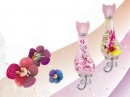 Pink Garden Novae Plus de dama Imagini