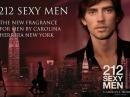 212 Sexy Men Carolina Herrera de barbati Imagini