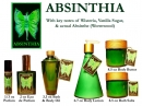Absinthia Opus Oils for women Pictures
