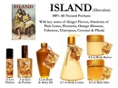 Island Girl: Island (Hawaiian) Opus Oils para Mujeres Imágenes
