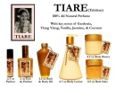 Island Girl: Tiare (Tahitian) Opus Oils de dama Imagini