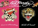 Ed Hardy Women's EDT Christian Audigier для женщин Картинки