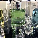 Hervé Gambs Ice Cologne: Ice Lemon, Ice River   Ice Land