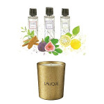 Sprays and Candles: New Home Scents From Lalique