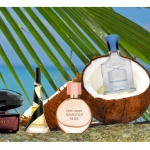 Coconut-Laced Fantasies: A Round up of Coconut Suntan Lotion Fragrances