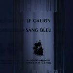 New from Le Galion: Sang Bleu